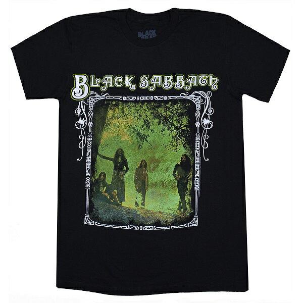 トップス, Tシャツ・カットソー BLACK SABBATH Photo Framed T