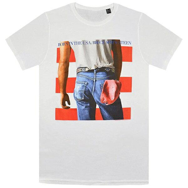 トップス, Tシャツ・カットソー BRUCE SPRINGSTEEN Born In The USA T 2