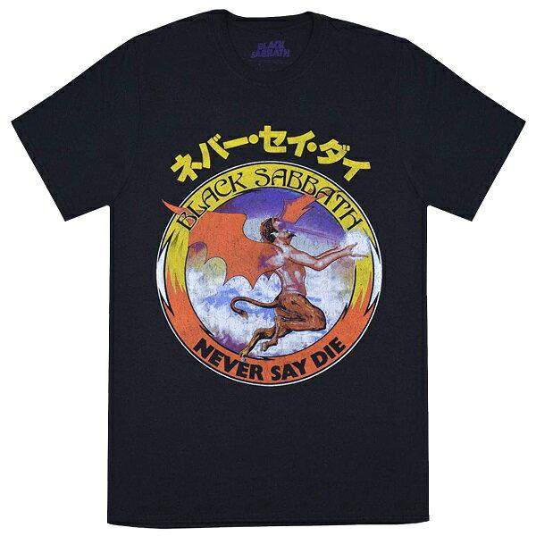 トップス, Tシャツ・カットソー BLACK SABBATH Reversed Logo T