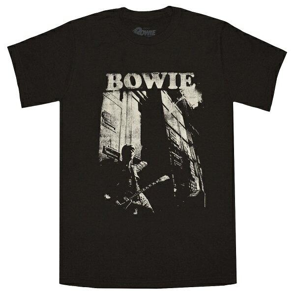 トップス, Tシャツ・カットソー DAVID BOWIE Guitar T