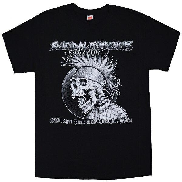 トップス, Tシャツ・カットソー SUICIDAL TENDENCIES Still Cyco Punk T