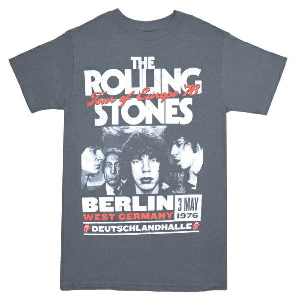 トップス, Tシャツ・カットソー THE ROLLING STONES Europe 76 T