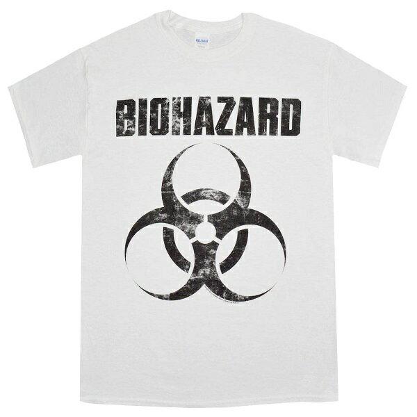 トップス, Tシャツ・カットソー BIOHAZARD Classic Logo T