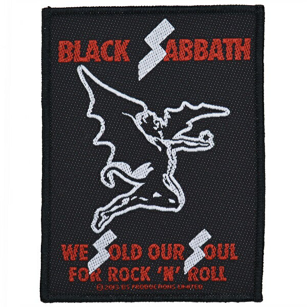 メンズファッション, その他 BLACK SABBATH We Sold Our Soul For Rock n Roll