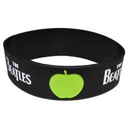 THE BEATLES ビートルズ Drop T & Apple ラバー リストバンド