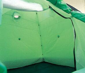 積雪期のテント内の保温性UPにエスパーススーパー内張り2〜3人用