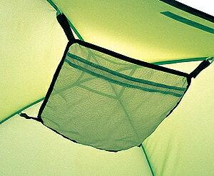 テント内上部に便利な小物置き【メール便対応OK!】エスパースハンモックネットデュオ、2〜3人...