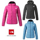 THE NORTH FACE Thunder Hoodie NYW81401 サンダーフーディ(レデ ...