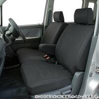 【最安値に挑戦】JF3/JF4NBOX専用シートカバー撥水加工ブラック型式JF3/JF4年式H29.09〜LE-60(シートカバーnbox軽自動車n-boxseatcover)