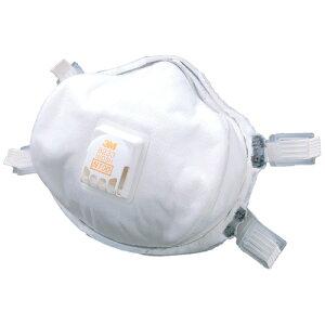 マスク3M/スリーエム使い捨て式防塵マスク8233-DS3(5枚入)【防じん/作業/工事/医療用/粉塵】【RCP】