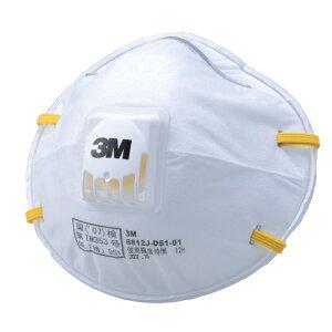 マスク3M/スリーエム使い捨て式防塵マスク8812J-DS1(10枚入)【防じん/作業/工事/医療用/粉塵】【RCP】