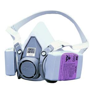 3M/スリーエム防じんマスク取替え式防塵マスク6000/7093-RL3【作業/工事/医療用/粉塵】【RCP】