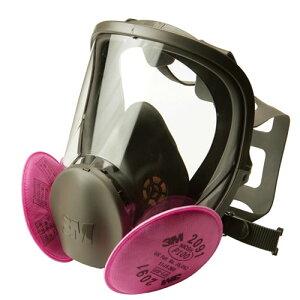 【3M/スリーエム】取替え式防塵マスク6000F/2091-RL3【粉塵/作業/医療用】