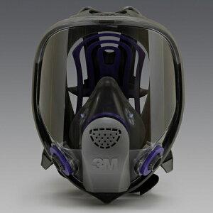 【3M/スリーエム】防毒マスクFF-400J(全面形面体)【ガスマスク/作業】
