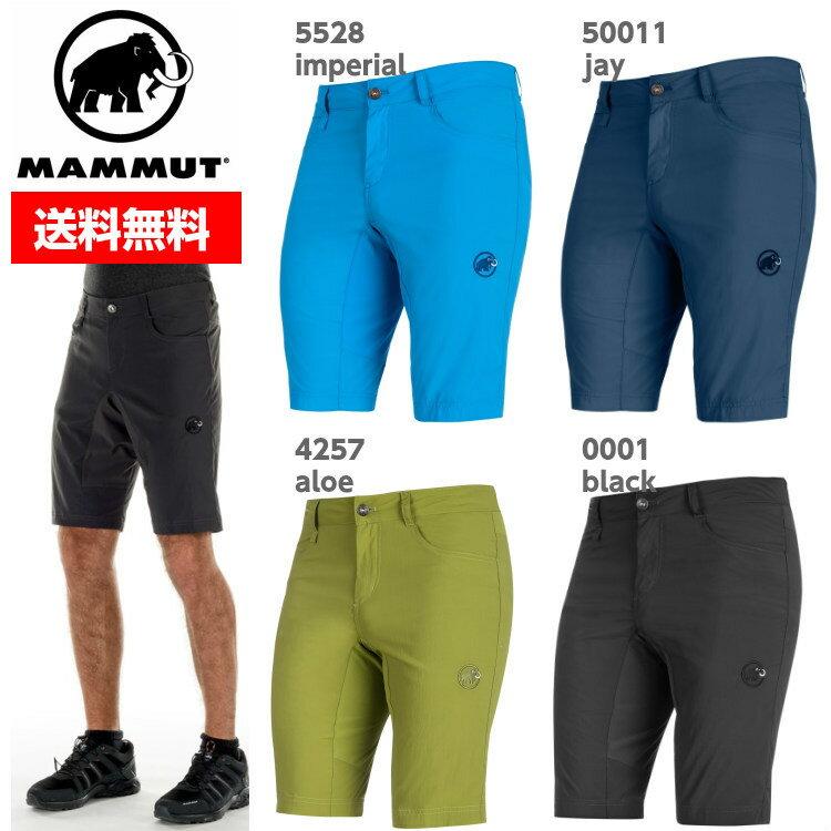 MAMMUT マムート  ショートパンツ アウトドア Runbold Light Shorts Men ランボールド ライト ショート パンツ 1023-09872■アウトドア 登山 トレッキング クライミング キャンプ ショート