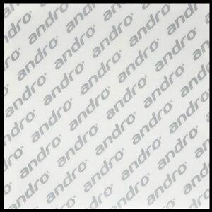 ★即納/あす楽★【andro】アンドロ132268ANDRO粘着保護シート(2枚入)粘着性の裏ソフトラバー保護用シート【卓球用品】卓球ラバー保護シート/卓球/ラバー保護シート/ラバ‐【RCP】