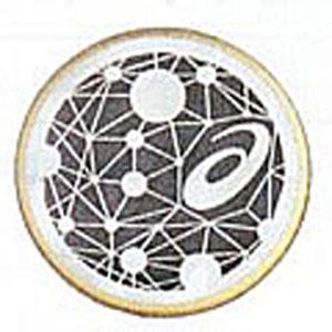 【asics】アシックス 3283A030-001プリズムマーカー [ブラック][グラウンドゴルフ・グランドゴルフ マーカー]【RCP】[hz]