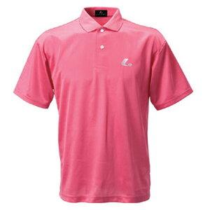 【LUCENT】ルーセントXLP5091PUNIゲームシャツ(ピンク)[卓球/ゲームシャツ]年度:15SS【RCP】