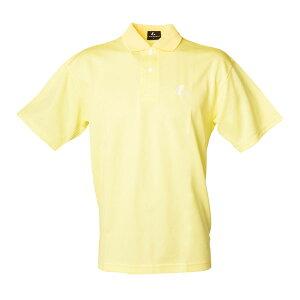 【LUCENT】ルーセントXLP5093Uniポロシャツ[ライトイエロー][テニス/ゲームシャツ]年度:14FW【RCP】