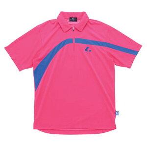 【LUCENT】ルーセントXLP8041Uniゲームシャツ[ピンク][テニス/ゲームシャツ]年度:14FW【RCP】