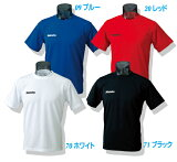 【Nittaku】ニッタク ドライTシャツ 【ブラック】 NX-2062-71 【卓球用品】トレーニングシャツ/ユニフォーム/卓球ユニフォーム/卓球/ユニホーム【RCP】