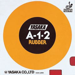■卓球ラバー DM便送料無料■【Yasaka】ヤサカ A-1・2 B-15 オーソドックスな一枚ラバー【卓球用品】表ソフトラバー/卓球/ラバー/ラバ-【RCP】