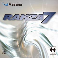 卓球, 卓球用ラバー Yasaka 7 B-76 RAKZA 7-RCP