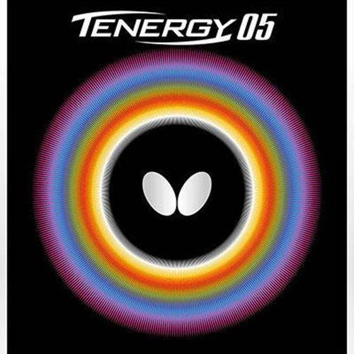/あす楽 ■卓球ラバーメール便■ Butterfly バタフライテナジー05回転をかける性能に優れた『テナジー』05800張