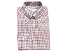 Individualized Shirts Tattersall Shirt