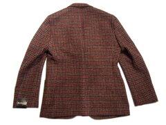 Southwick Cambridge Harris Tweed Jacket: Rust