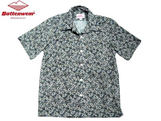 トップス, カジュアルシャツ 30OFFBATTEN WEARFIVE POCKET ISLAND SHIRTSolive daisy