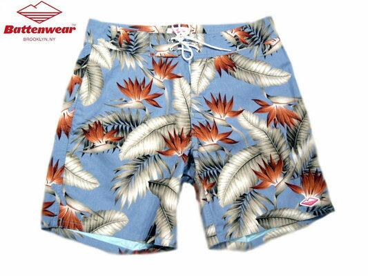 メンズファッション, ズボン・パンツ 80OFFBATTEN WEARBOARD SHORTSblue floral
