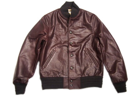 GB Sport Carter Leather Button Front Jacket: Espresso