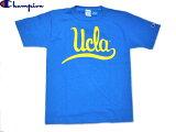 【期間限定30%OFF!】CHAMPION(チャンピオン)/T1011 US COLLEDGE T-SHIRTS UCLA(US カレッジTEE シャツ)Made in U.S.A./blue