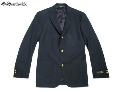 Southwick Cambridge Blazer 7287: Navy