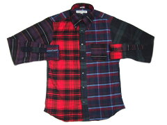 Individualized Shirts Standard Fit Crazy Flannel Buttondown Shirt