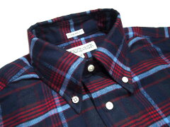 Individualized Shirts Standard Fit Check Flannel Buttondown Shirt