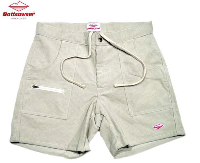 メンズファッション, ズボン・パンツ 30OFFBATTEN WEARCORDUROY LOCAL SHORTSstone