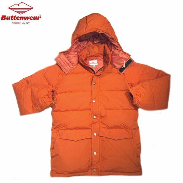 メンズファッション, コート・ジャケット 30OFFBATTEN WEARFW19101A BATTEN DOWN PARKAorange