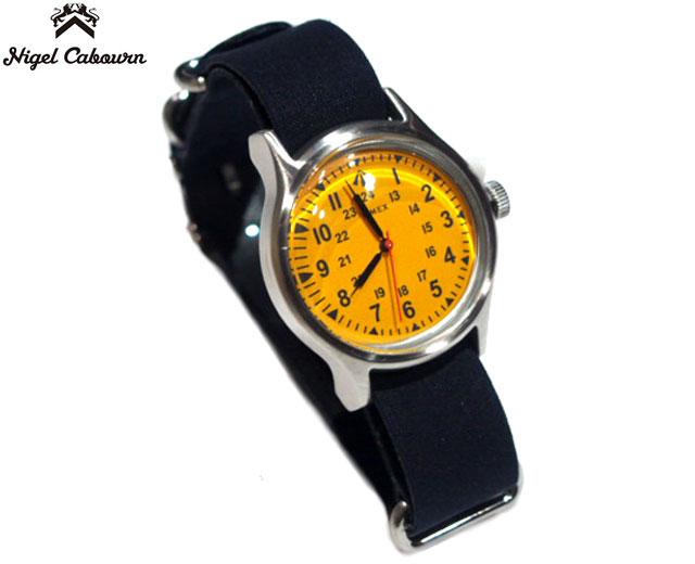 腕時計, メンズ腕時計 20OFFNIGEL CABOURN NIGEL CABOURN x TIMEX SURVIVAL WATCH