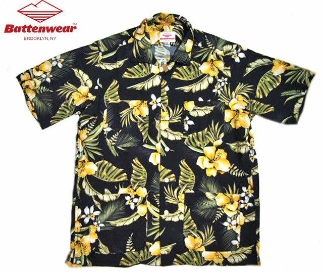 トップス, カジュアルシャツ 50OFFBATTEN WEARFIVE POCKET ISLAND SHIRTSflower
