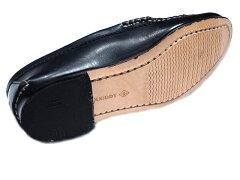 True Penny Loafer: Black Chromexcel