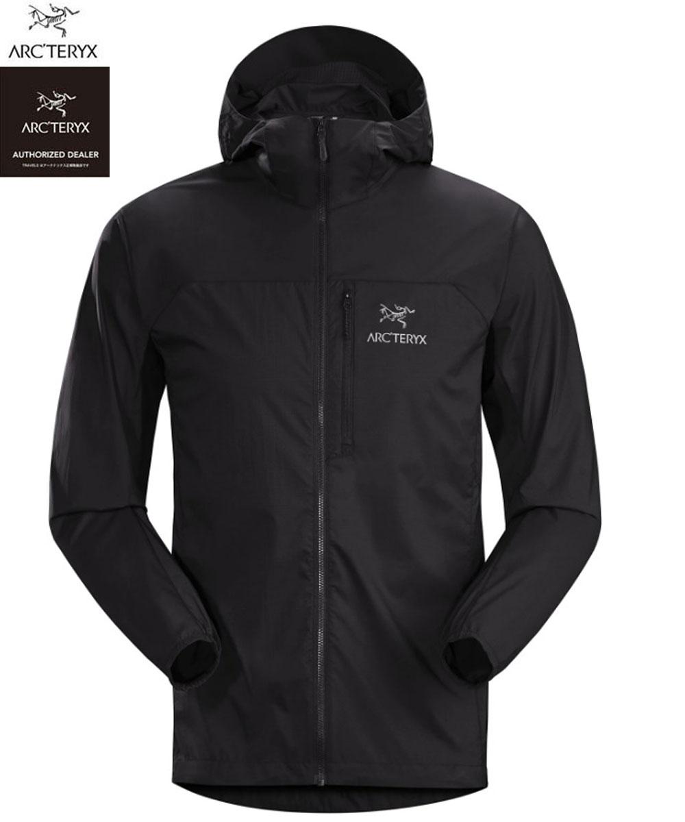 メンズファッション, コート・ジャケット ARCTERYX25172 SQUAMISH HOODY JACKETblack
