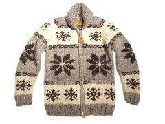 Canadian Sweater Cowichan Sweater