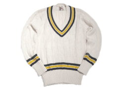 Deck Hand Cricket Sweater