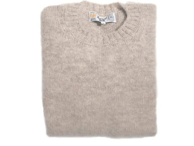 Laurence J. Smith Shaggy Dog Sweater