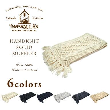Inverallan Wool Scarf 12A