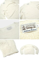 Inverallan Linen Cotton Crewneck Sweater