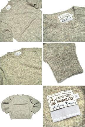 Inverallan Voe True Crewneck Sweater