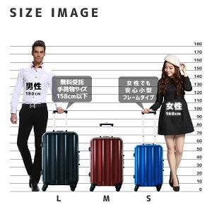 スーツケースSサイズキャリーケースキャリーバッグキャリーバック旅行用かばん中型新作3日4日5日送料込み修学旅行旅行『5097-53』【10P20Nov15】